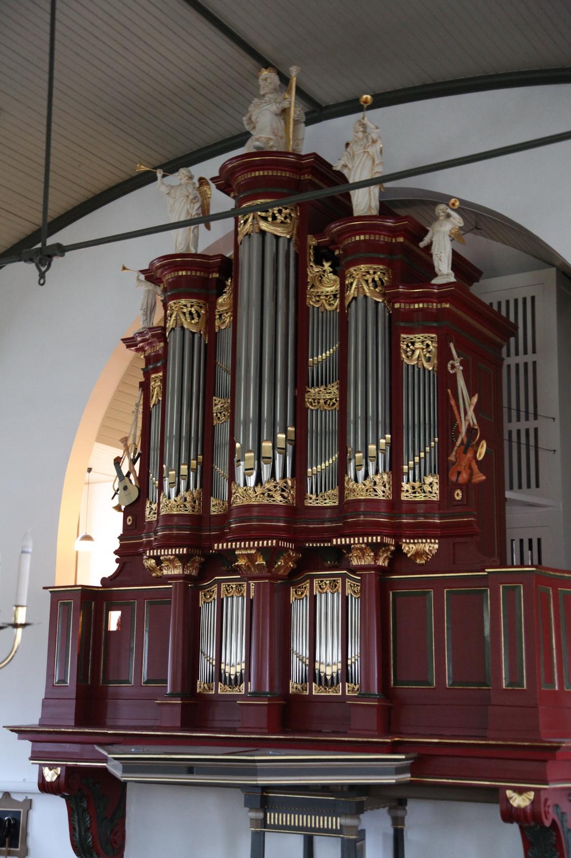 Abraham Meere (1792) restauratie 2013 Reil
