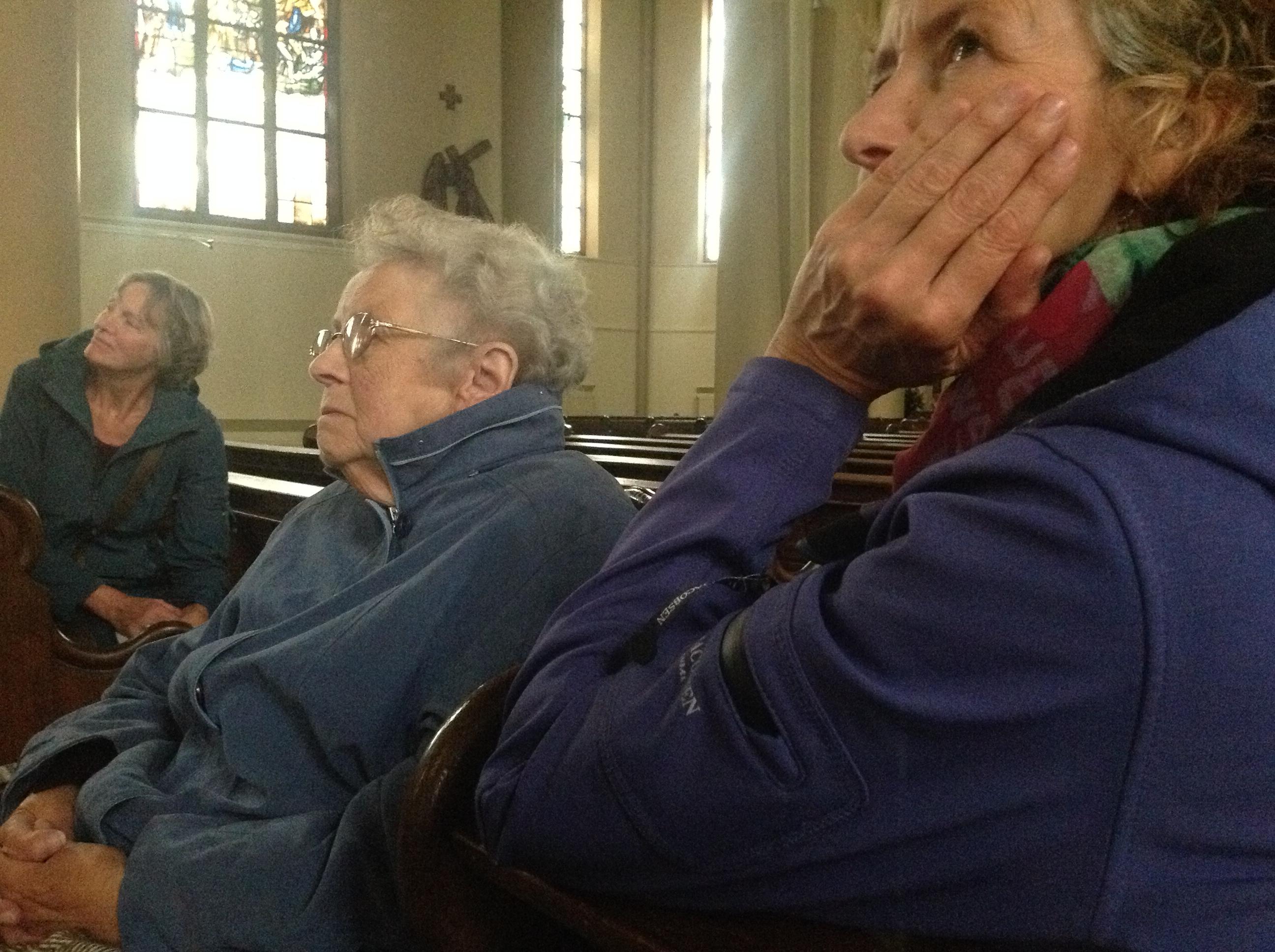 Ter gelegenheid van de 92e verjaardag van mijn moeder heb ik een uur op het Vermeulen-orgel in Castricum gespeeld.